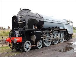 new steam engine