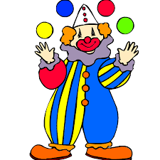 image de clown