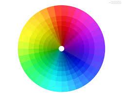 light spectrum color