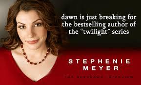 stephanie meyer and twilight