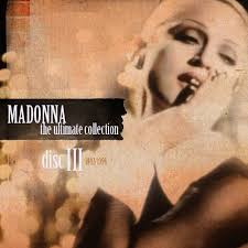madonna ultimate collection