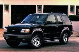 ford explorer cars