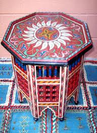 moroccan furnitures