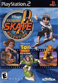 skate for ps2