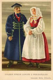 poland costumes
