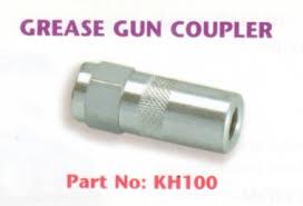 grease gun coupler