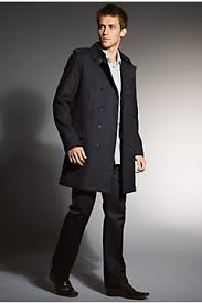 man winter coat