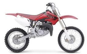 honda cr motorcycle