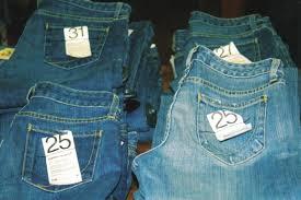 paper jeans