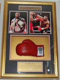 frame sports memorabilia