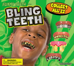 bling teeth