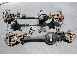 axle swap