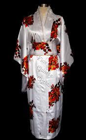 chinese kimono robes