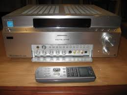 sony es amplifier
