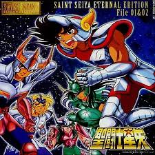 saint seiya soundtrack