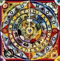psychic board