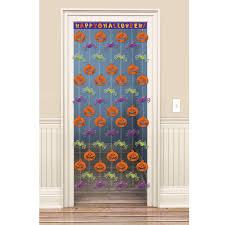 halloween curtain