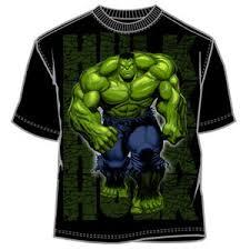 incredible hulk tshirt