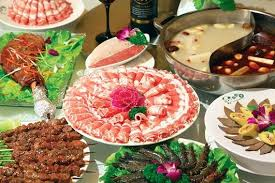 hot pot food