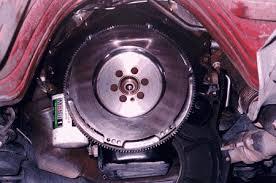 car fly wheel