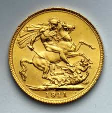 gold sovereign proof