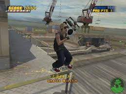 games tony hawk