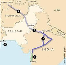 afghanistan pipeline