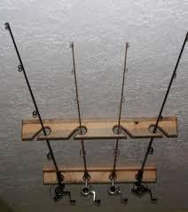 fishing rod mount