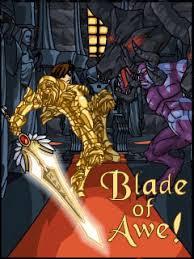 dragonfable blade of awe