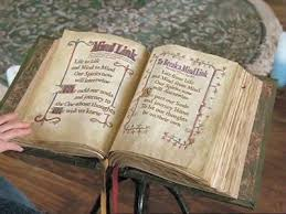charmed the book of shadow