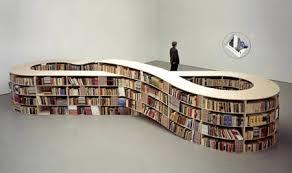 infinity bookshelf