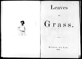 leaves of grass first edition