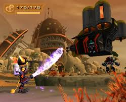 clank ps2
