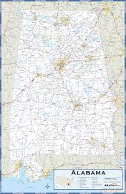 highway map of alabama