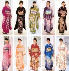 japanese girls kimono