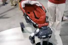 folding strollers