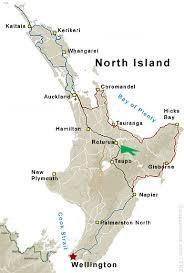 maori island