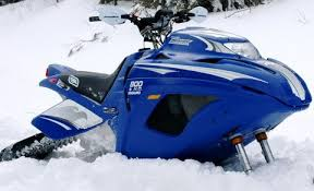 snow hawk snowmobile
