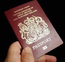 new uk passports