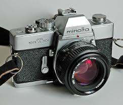 35 mm slr manual camera