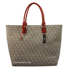 dkny town and country bag