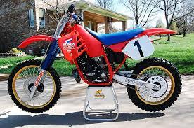 honda cr motocross