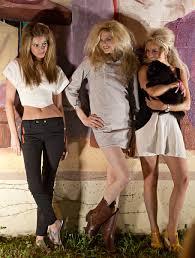 fashion models 2009