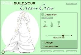 design you own wedding dress