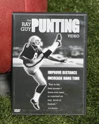 football punting