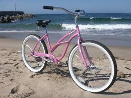 lady beach cruiser