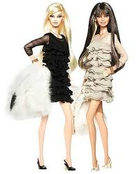 barbie collection 2008