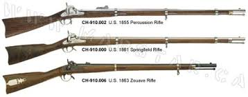 civil war rifle musket
