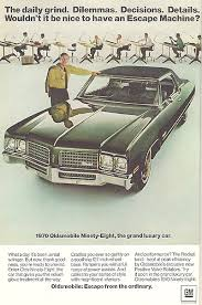 1970 olds 98