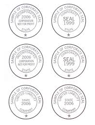 seals and stamps